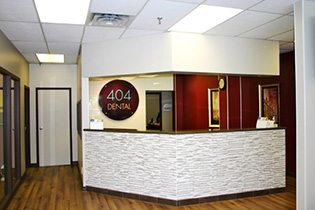 404 Dental Newmarket Office